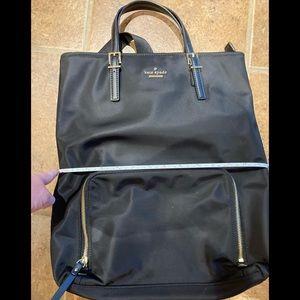 Kate spade backpack/ tote computer bag